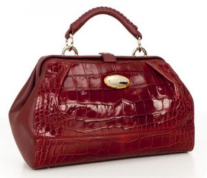 Сумка Eleganzza бордового цвета