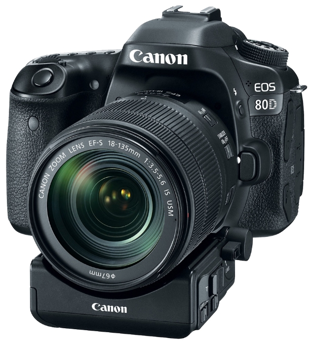 Canon EOS 80D Kit 18-55 is II