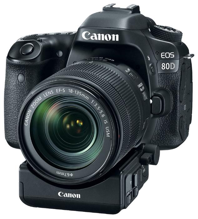 Canon EOS 80D Kit 18-135 STM