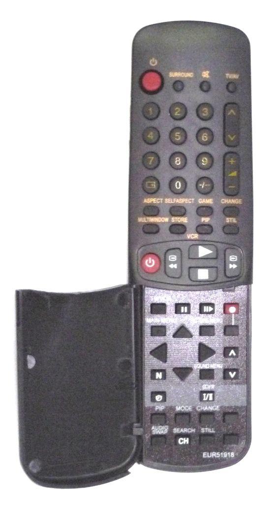 Panasonic EUR51918 (TV) PIP (TC-2166R, TX-2166T)