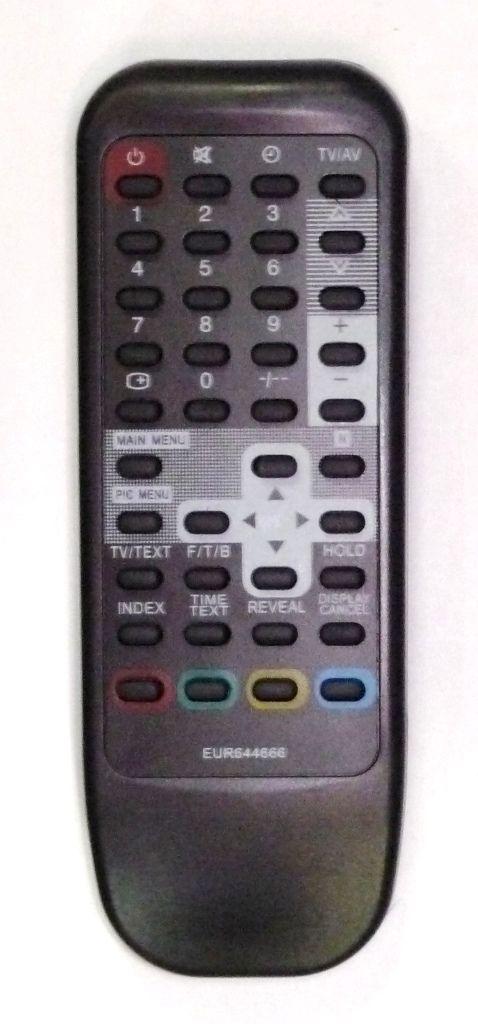 Panasonic EUR644666 (TV с t/t) (TX-14D3T, TX-14F2T, TX-14S2T, TX-14W2T, TX-14X2T, TX-20S2T, TX-21F2T, TX-21S2T, TX-21W2T, TX-21X2T, TX-21X3T)
