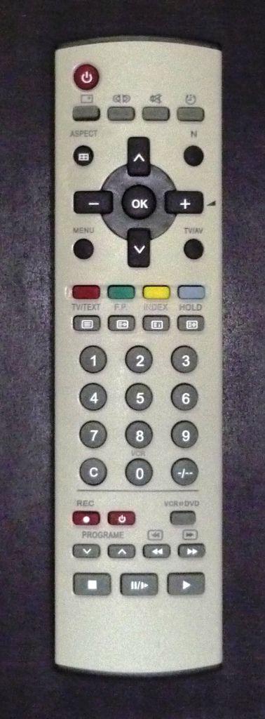Panasonic EUR7628030 (TV) (TX-20LA2P, TX-29PM1P, TX-29PS12P)