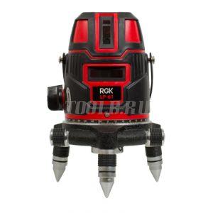 RGK LP-61 - лазерный нивелир