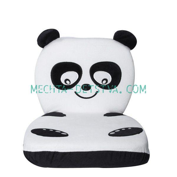 Кресло-игрушка панда FAMILY CAR F-55