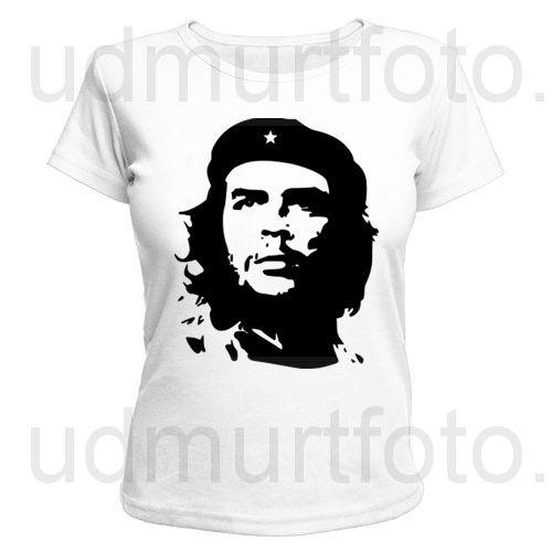 Футболка женская Che Guevara
