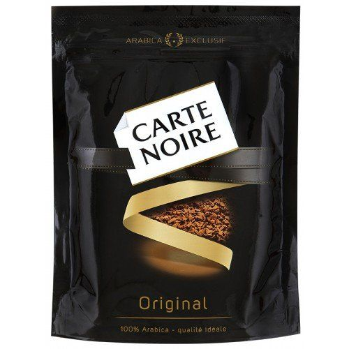 Кофе  Carte Noire пакет 75г