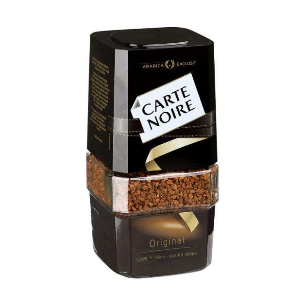 Кофе  Carte Noire ст/б 190г