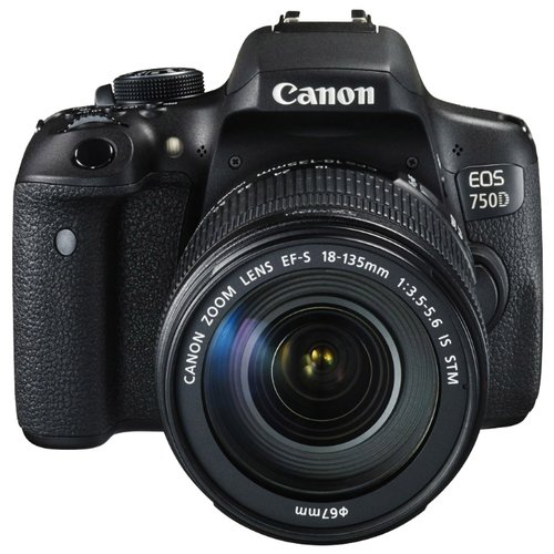 Canon EOS 750D Kit 18-55 MM DC III