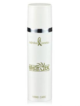 Individual Cosmetics White Tea Крем для рук с микросеребром