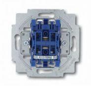 мех-м 1-полюсн. кнопки с N-клеммой (н/о) с лампой 10А 250В