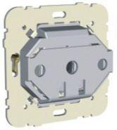 мех-м 2-х пол. карточного выключателя с лампой 10А 250В