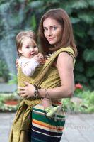 Слинг-шарф  Golden Beryl