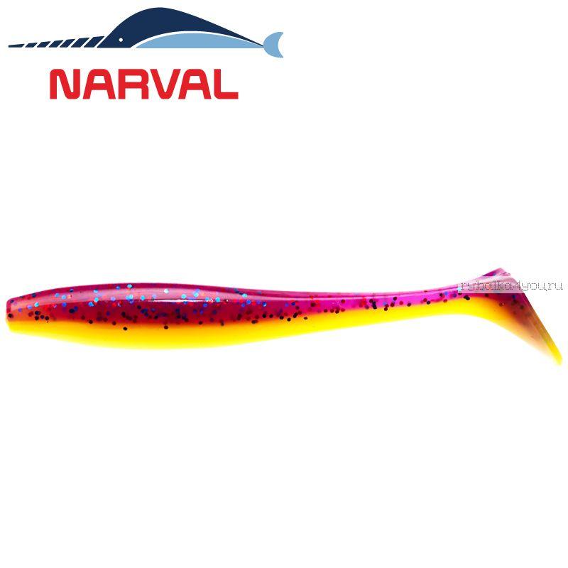 Купить Мягкие приманки Narval Choppy Tail 10sm #007 Purple Spring (5 шт в уп)
