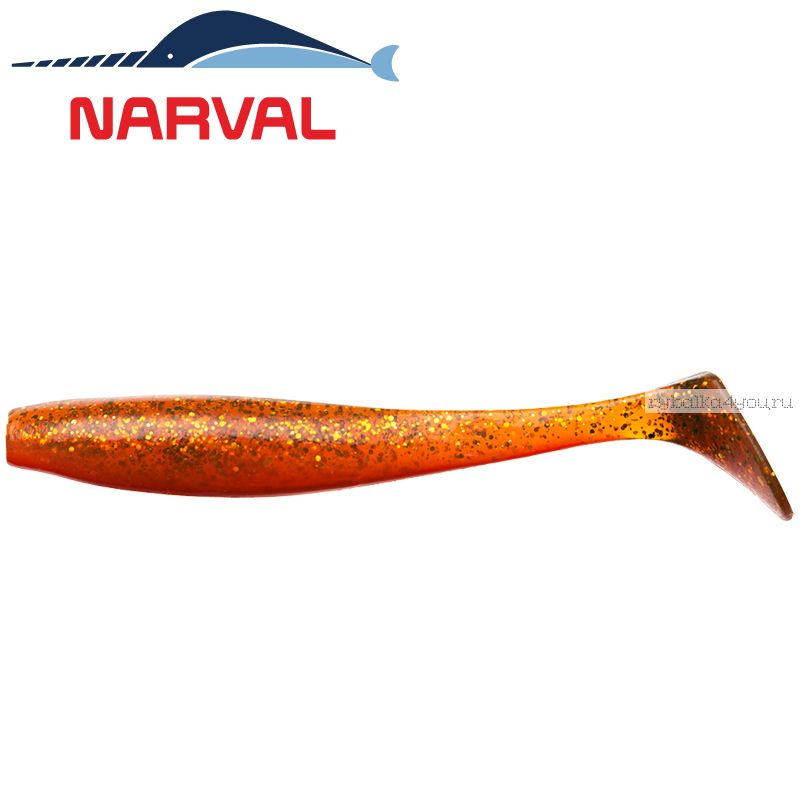 Купить Мягкие приманки Narval Choppy Tail 10sm #005 Magic Motoroil (5 шт в уп)