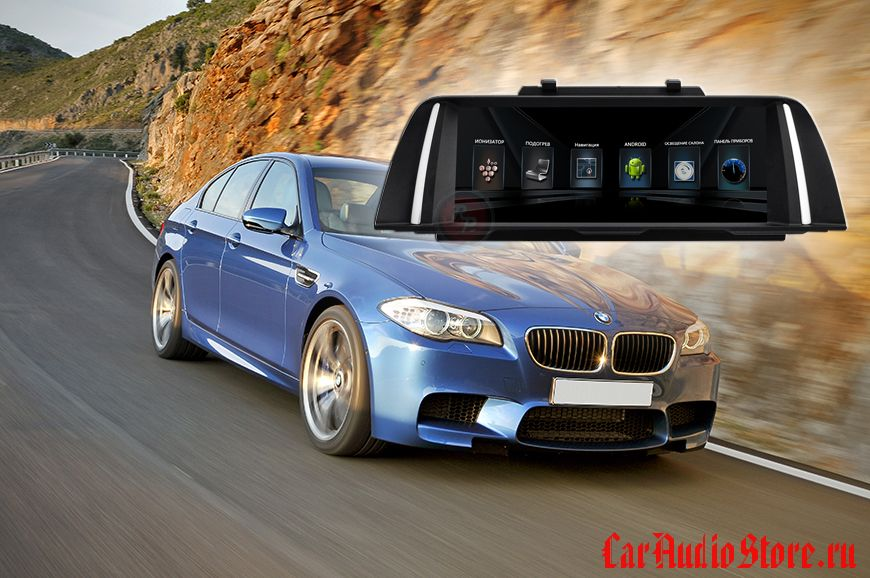 Redpower 21085B BMW 5 серии F10 и F11 (2011-2012)