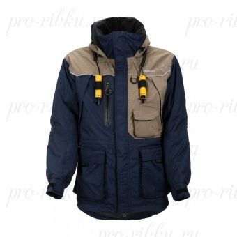 Куртка зимняя Frabill I4 Jacket Dark Blue размер 2XL