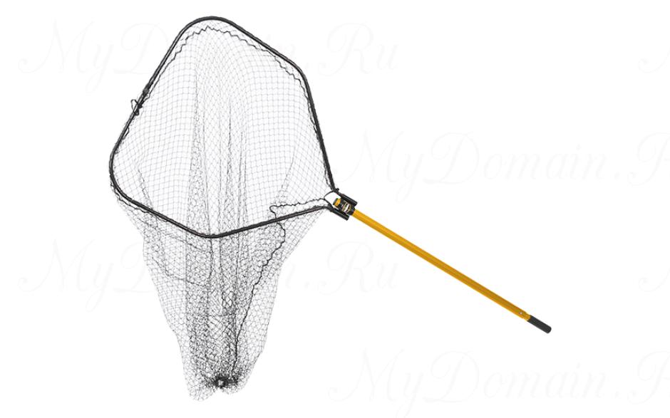 """Подсак Frabill Power Stow Net складной, обруч 24x28"""", глуб. 27"""", ячейка 1,5"""", ручка 36-54"""""""