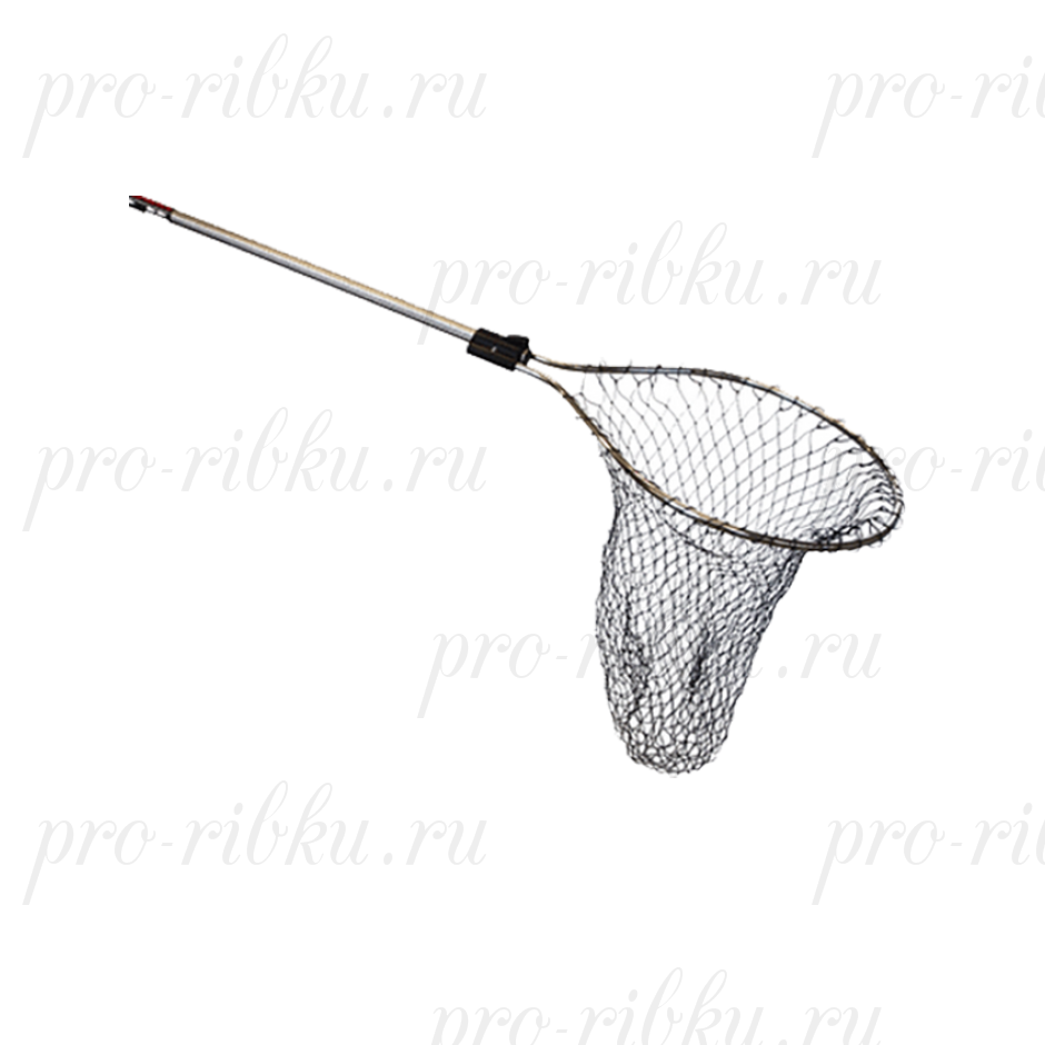 "Подсак FRABILL SCOOPED SPORTSMAN TANGLE-FREE DIPPED LANDING NET обруч 21x25"", глуб. 36"", ячейка 1"", ручка 36"""