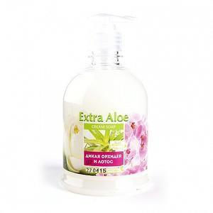 """Крем-мыло """"Extra Aloe"""" для мытья рук и тела 500мл"""