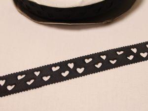 `Лента репсовая с рисунком, ширина 28 мм, Арт. Р-ЛР5519-3