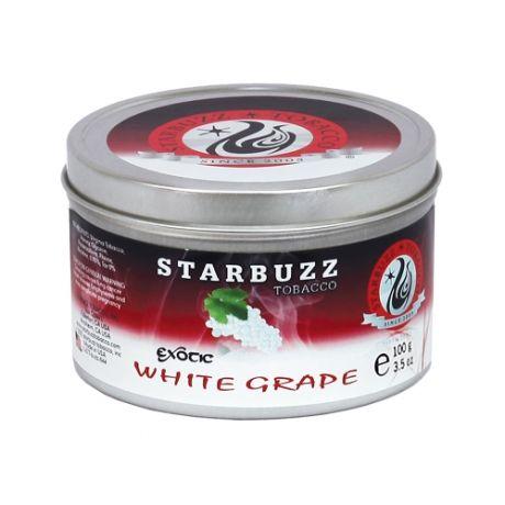 Табак для кальяна Starbuzz - White Grape (Белый Виноград)