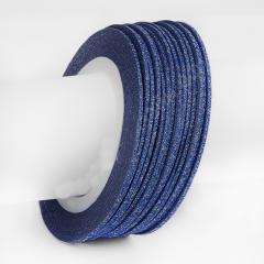 Лента для дизайна 1 мм Deep Blue №5