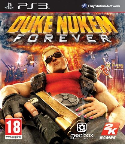 Игра Duke Nukem Forever (PS3)