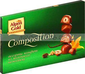 """Конфеты """"Alpen Gold"""""""