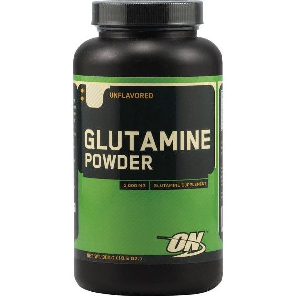 Optimum Nutrition - Glutamine powder (300г)