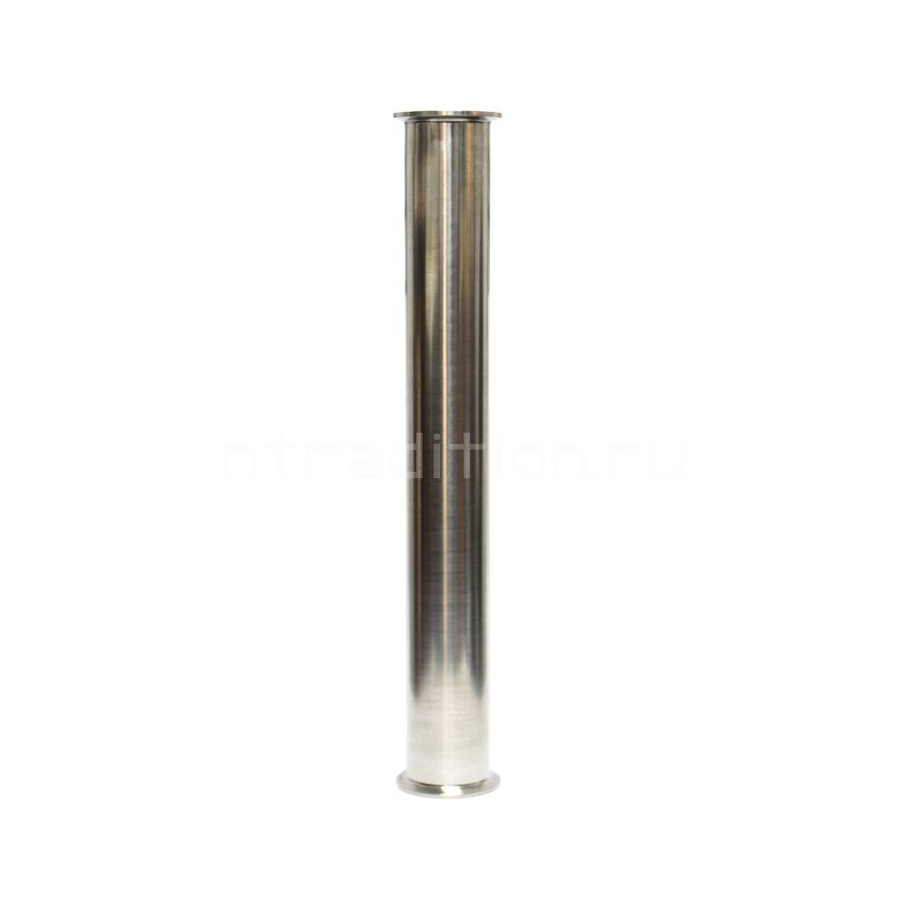 Труба кламп 1,5 дюйма (DN38), 500 мм