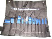 ATG-6065K Набор съемников панелей салона Licota, 11 предметов