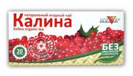 """Чайный напиток """"Калина"""" (20фильтр-пакетов)"""