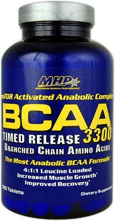 MHP BCAA 3300 (120 таб.)