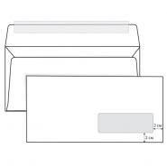 Конверт E65 110*220 правое окно, отрывная лента