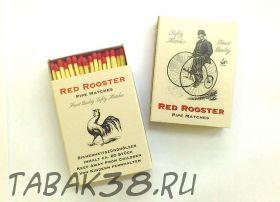 Спички трубочные RED ROOSTER