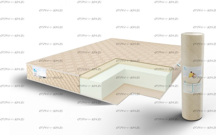 Матрас Latex2 Roll Classic+ Comfort Line
