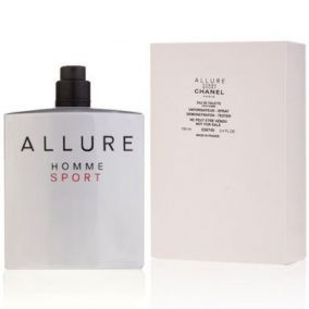 "Тестер Chanel ""Allure Homme Sport"" 100 мл (м)"