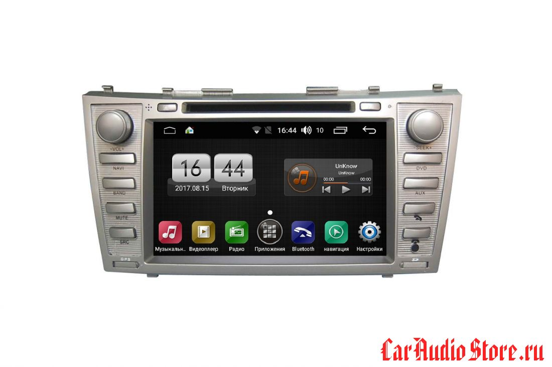 FarCar s170 для Toyota Camry 2006-2011 на Android (L064)