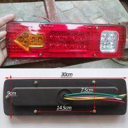 Дублирующий светодиодный задний фонарь на грузовик или прицеп