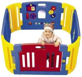 Манеж детский музыкальный Haenim toy HNP-734M