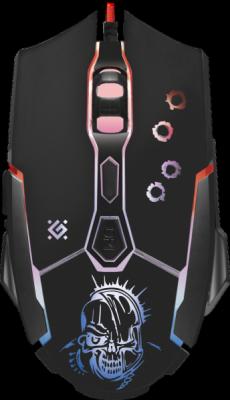 Проводная игровая мышь Killer GM-170L оптика,7кнопок,800-3200dpi