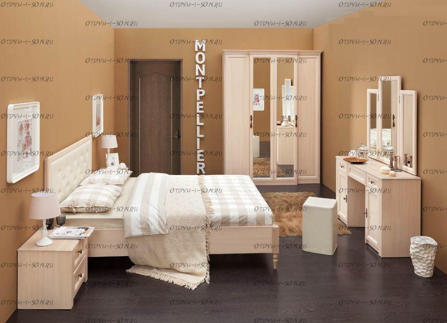 Спальня Montpellier №2