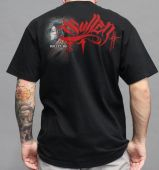 RED DRAGON Mens Black Tee Shirt