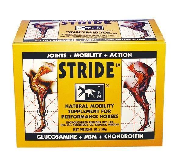 "TRM ""Stride HA""  Улучшающий подвижность суставов  порошок. 30х50 гр."