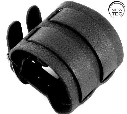 Кожаный браслет NewTec-17
