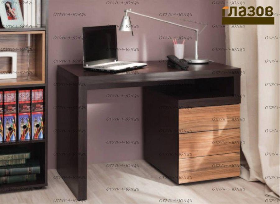 Стол письменный Hyper №1 (гостиная) 110х60х76