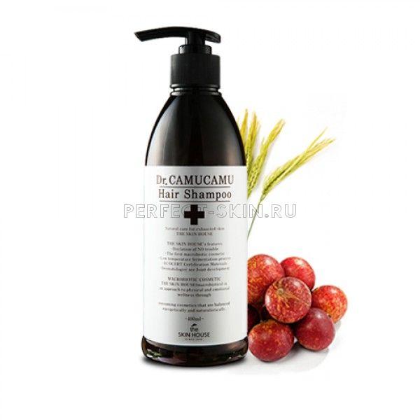The Skin House Dr. CamuCamu Hair Shampoo