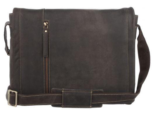 Сумка для ноутбука Visconti Hunter Foster 16072 Oil Brown