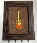 """Ключница деревянная """"Гитара"""" (12382)"""