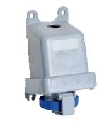 Розетка для накладного монтажа ABB IP67 125A 2P+E